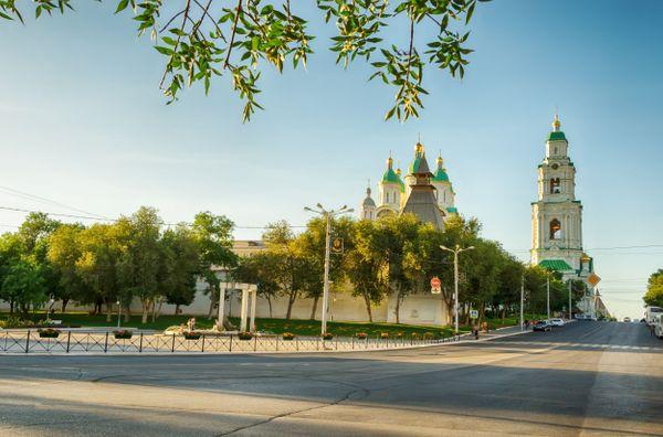 Авиабилеты Казань Астрахань