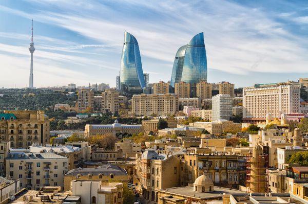Авиабилеты Рощино Баку