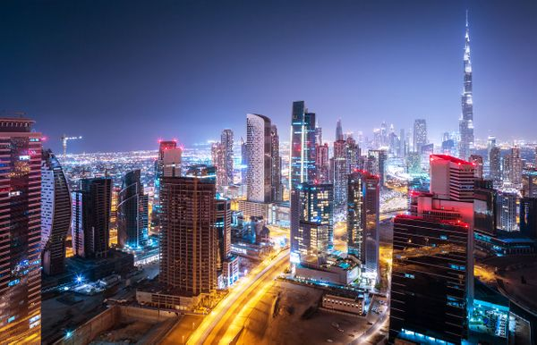 Авиабилеты Чанги Дубай