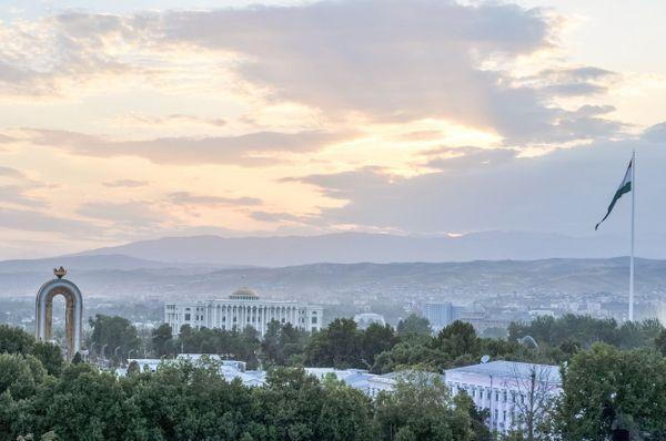 Авиабилеты Шпаковское Душанбе