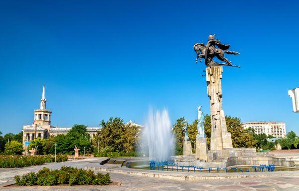 Авиабилеты Скнилов Манас