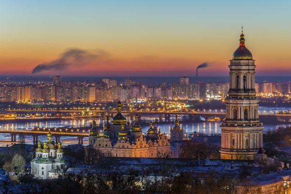 Авиабилеты Санкт-Петербург Киев