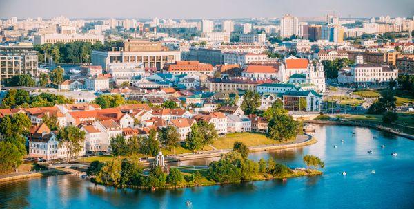 Авиабилеты Санкт-Петербург Минск