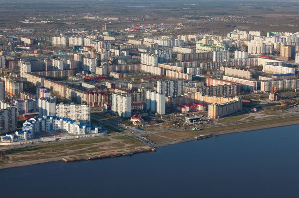 Авиабилеты Баку Нижневартовск