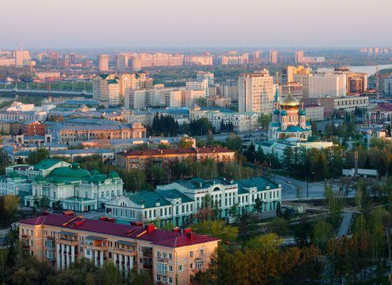 Авиабилеты Хабаровск-Новый Омск Центральный