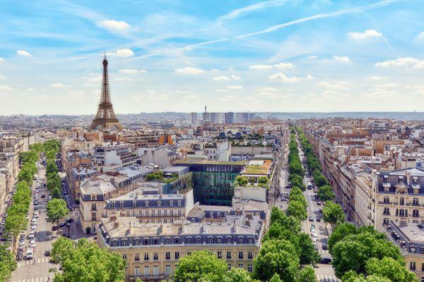 Авиабилеты Подгорица Париж