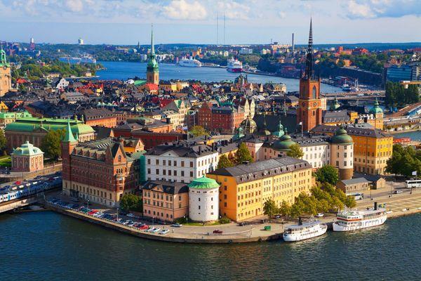 Авиабилеты Гумрак Стокгольм