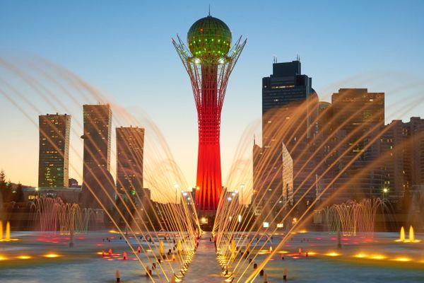 Авиабилеты Циндао Астана